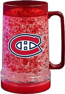 NHL Montreal Canadiens LED Light-Up Freezer Mug, 16-Ounce