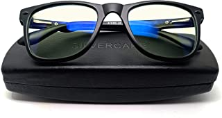 AFERELLE® Silvercare Premium Blue Ray Cut Blue Light Filter Computer Glasses With Antiglare for Eye protection And Also Sp...