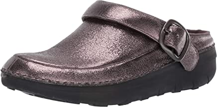 FitFlop Women's Gogh Pro Superlight Glitzy Medical Professional Shoe