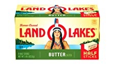 Land O Lakes Half Stick Salted Butter, 1 lb