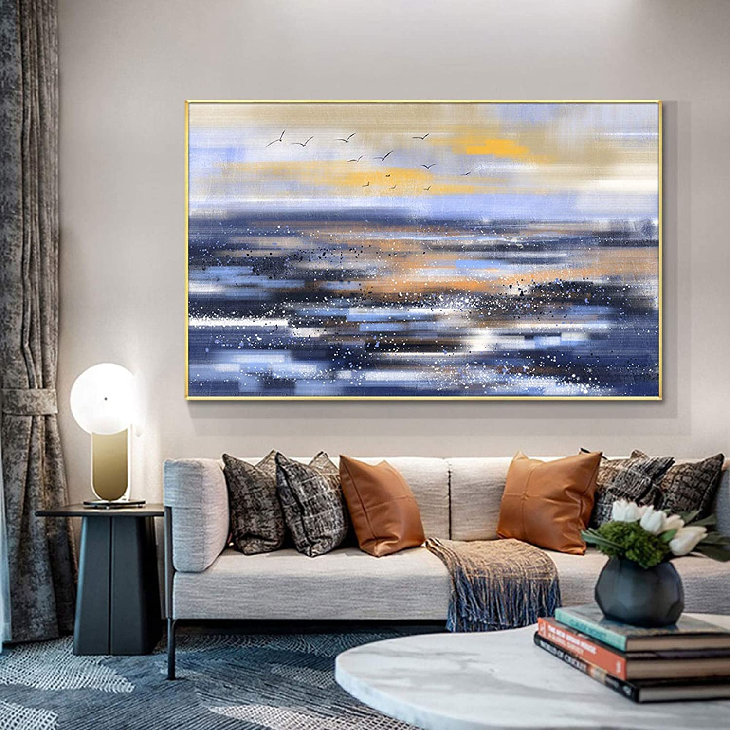 quality assurance Abstract Textured Hand Painted Oil Outlet SALE Beautiful Canvas On Painting
