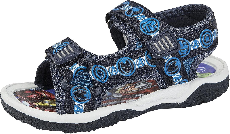 Marvel Boys Avengers Sports Sandals