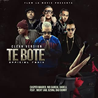 te bote remix clean