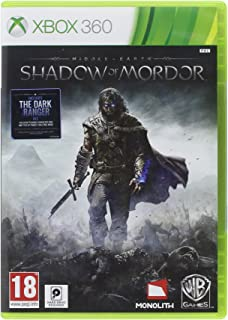 Middle Earth Shadow of Mordor (Xbox 360)