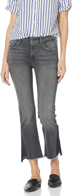 Madison Denim Women's Bleeker Crop Flare Jean