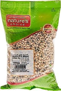Natures Choice Black Eyed Beans, 1 kg