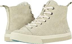 Birch Shaggy Suede