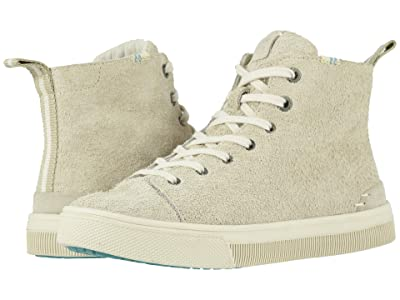 TOMS TRVL LITE High (Birch Shaggy Suede) Women