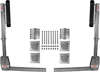Extreme Max 3005.2184 Adjustable Roller Guide-On System
