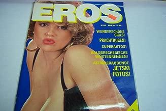 Eros 1992 Busty Adult Magazine