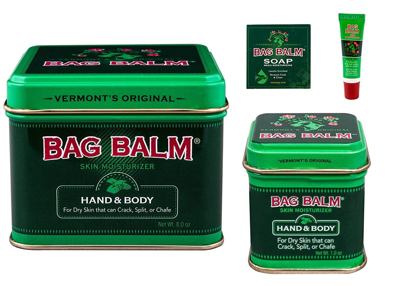 劣る尽きるバンドルBag Balm バリューバンドル(8オンス、1オンス缶は、チューブをオン-行くとメガモイスチャーソープ)