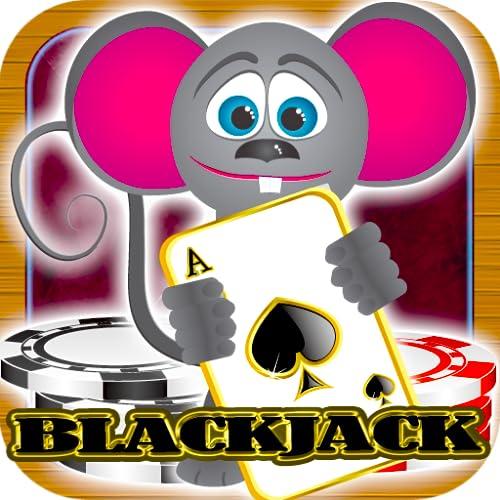 Little Ted Mouse Blackjack 21 Free for Kindle Fire Blackjack Free Games 2015 New Cards Games Free Casino Games Tiny Mike Bite Blackjack Games Free