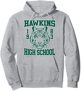 Netflix Stranger Things Hawkins High School 1983 Sweat à Capuche