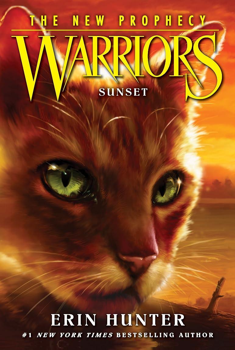 ピービッシュやめるマラドロイトWarriors: The New Prophecy #6: Sunset (English Edition)