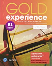 Permalink to Gold experience. B1. Student's book-Workbook. Per le Scuole superiori. Con e-book. Con espansione online PDF