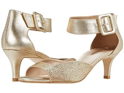 Pelle Moda Berlin 6 (Platinum Gold) Women