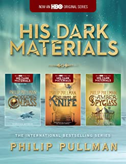 His Dark Materials Omnibus: The Golden Compass; The Subtle Knife; The Amber Spyglass