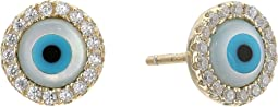 SHASHI Lilian Stud Earrings
