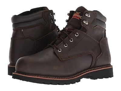 Thorogood V-Series Work Boot 6 Steel Toe (Brown) Men