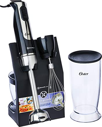 Mixer Quadriblade High Power 127v Oster Preto 110v