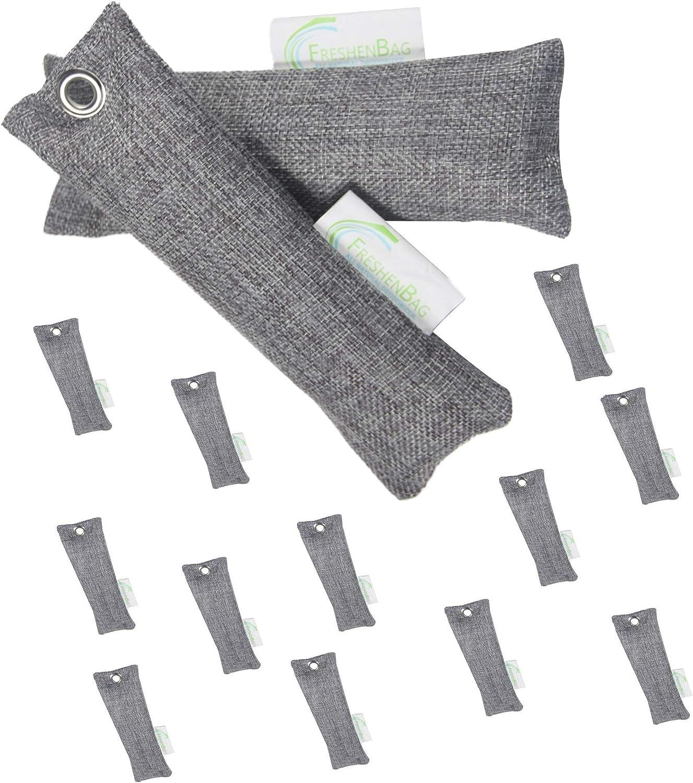 Freshenbag 12 Pack Air Freshener - Natural Price reduction Eliminator Odor Discount mail order Mois