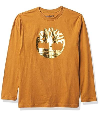 Timberland Long Sleeve Tree Logo T-shirt