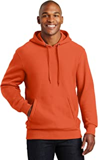 xiaohuoban Mens Front Zip Sweatshirts Hoodie Fleece Hood Heavyweight Outwears