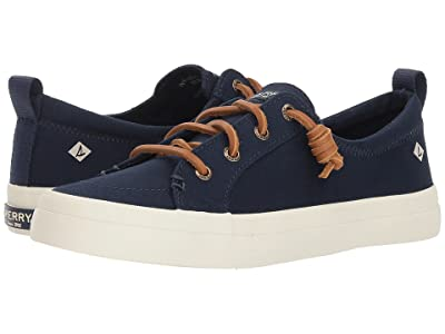 Sperry Crest Vibe Canvas (Navy) Women