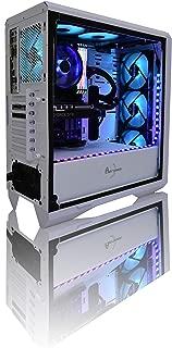 【Astromeda】ゲーミングデスクトップパソコン【core i7-9700/GTX1660 6GB/RGBメモリ16GB/SSD240GB/HDD2TB/Widows10Home 64bit/白ケース】