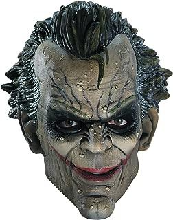 Batman Arkham City Three-Fourth Vinyl Joker Mask