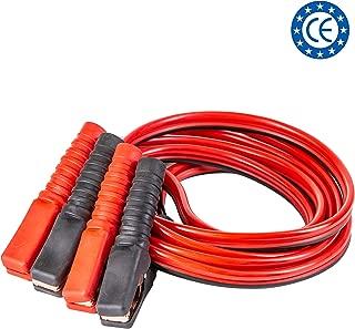 4CARS Cables de Arranque y Clips aislados; para camioneta