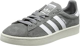Adidas Men's Shoes Campus Grey White Size 4