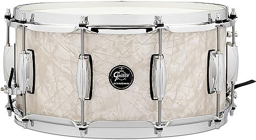 excelentes precios Renown Renown Renown Maple 2016 Snare, 14 x6,5 , Vintage Pearl  Envio gratis en todas las ordenes