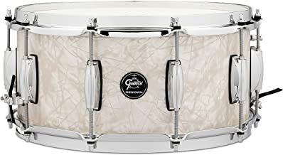 Gretsch Drums Renown Series Snare Drum - 6.5 Inches X 14 Inches Vintage Pearl