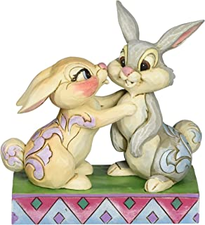 Department 56 Disney Traditions by Jim Shore Thumper and Miss Bunny Figurine, 5