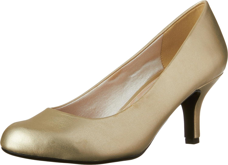 Easy Easy Street Passion Damen Gold Kunstleder Pumps Schuhe eu EU 40  beste Qualität