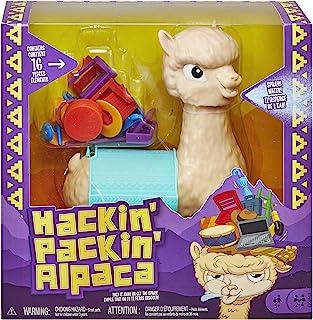Mattel Games HACKIN' PACKIN' Alpaca