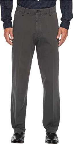 Straight Fit Workday Khaki Smart 360 Flex Pants