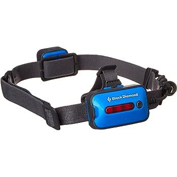 Black Diamond Unisex/'s Sprinter Rechargeable Headlamp 200 lumens Smoke Blue,