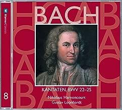Bach, JS : Sacred Cantatas BWV Nos 22 - 25