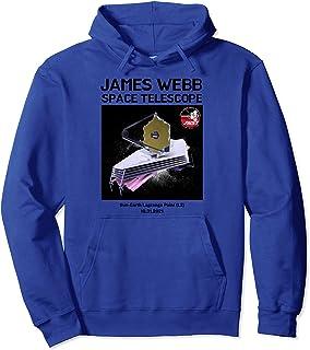 James Webb JWST Launch Télescope spatial Sweat à Capuche