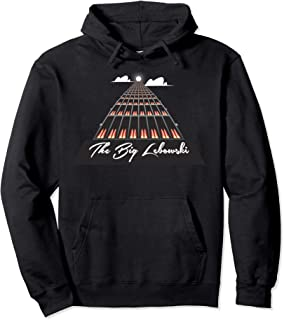 The Big Lebowski Bowling Shoes In the Sky Hoodie