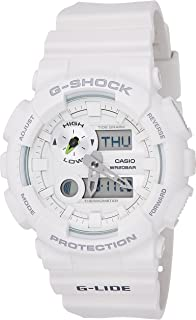 Casio G-Shock G-Lide White Gax100A-7A Watch