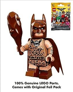 DC Comics® Lego® Batman Movie® 000 Caveman Batman Mini Blind bag Figure_71017