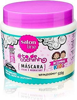 Salon Line, Creme Tratamento 500G to de Cacho Kids Unit