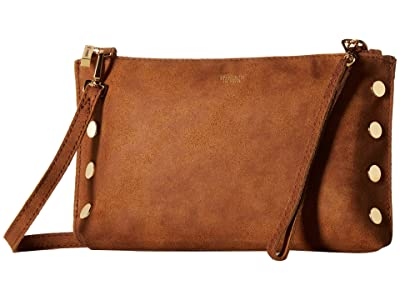 Hammitt Getty (Brown) Cross Body Handbags