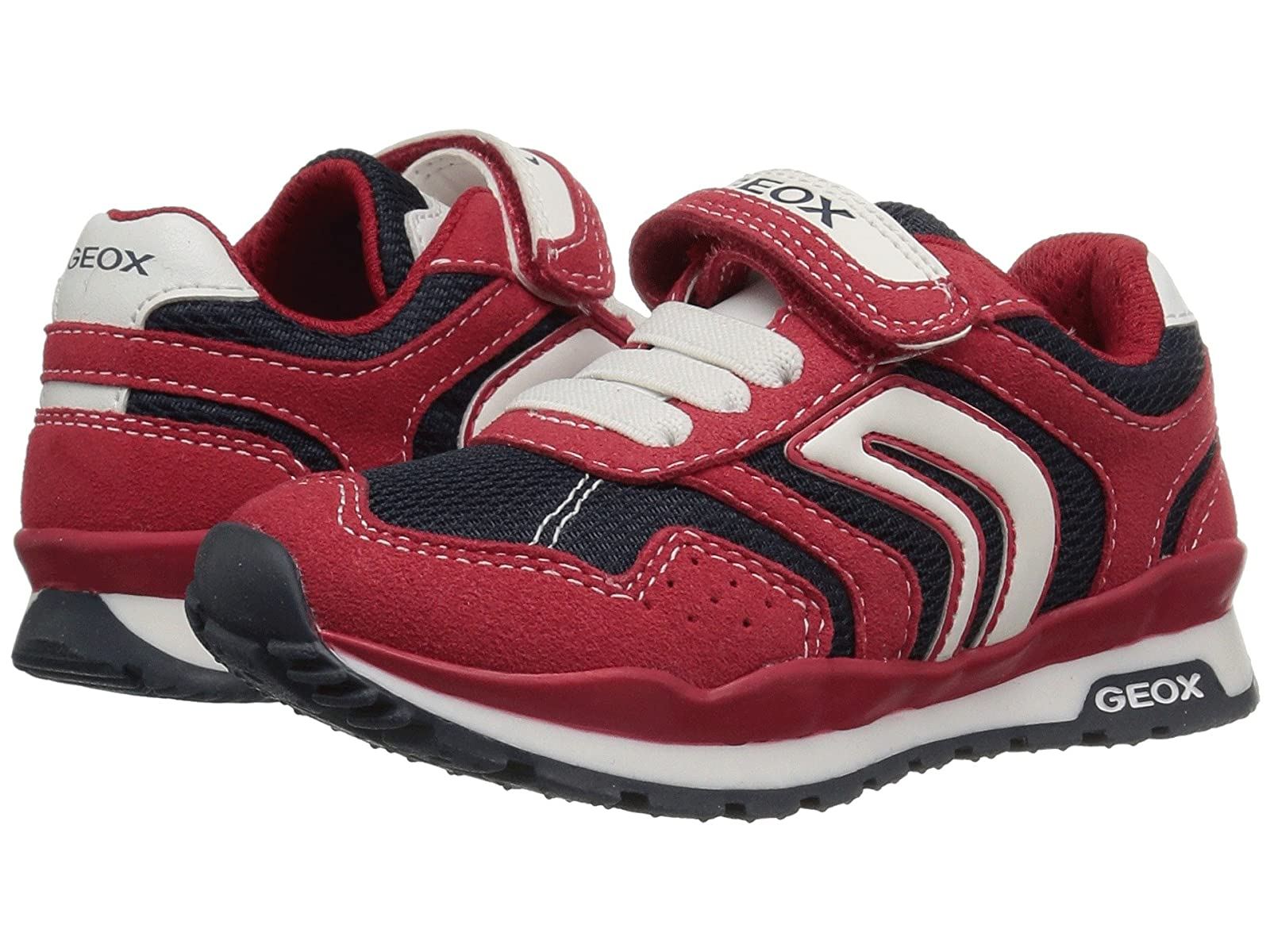Geox Kids Pavel 18 (Toddler/Little Kid)Atmospheric grades have affordable shoes