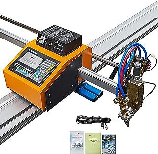 "Mophorn CNC Plasma Cutter 63"" x 118"" Effective Cutting, Portable CNC Machine 110V, Professional Plasma Cutting Machine, Flame Cutting Machine for Oxyfuel and Plasma Cutting"