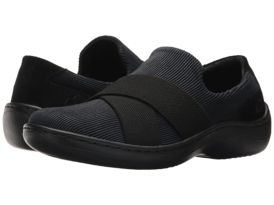 Born Banshee (Navy/Black) Women's Slip on Shoes