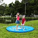 CPSYUB Sprinkler & Splash Play Mat